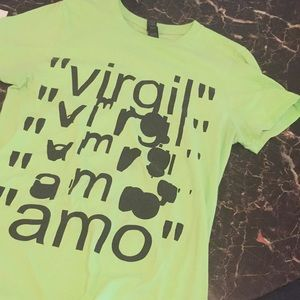 Virgil Abloh MCA Chicago T-Shirt